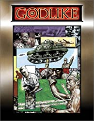 Godlike: Superhero Roleplaying in a World on Fire 1936-1946