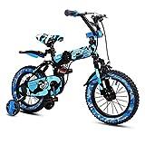 Biciclette per bambini, Biciclette per bambini, Bici da corsa per ragazzi 6-15 anni, Mountain Bike (Size : 18 Inch)