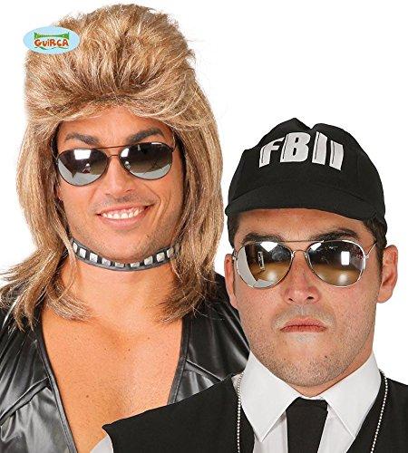 piegelglas, Spezialeinheit US FBI Police Polizist Uniformen Berufe (Fbi Kostüme Für Männer)