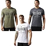 Reebok Herren T-Shirt USA Brand Graphic T-Shirt