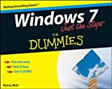 Windows 7 Just the Steps for Dummies: Epub Edition