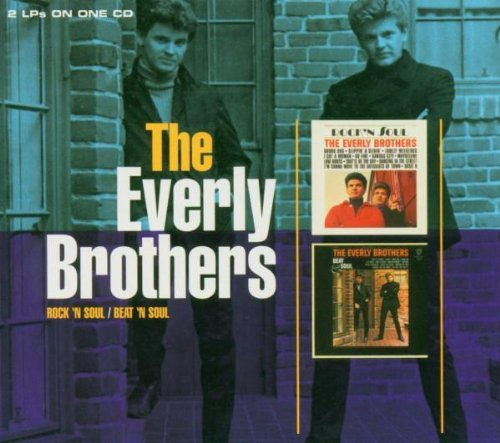 Rock & Soul / Beat & Soul by Everly Brothers (2005-02-01)