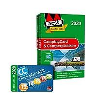 CampingCard & Camperplaatsen 2020: set 2 delen (ACSI Campinggids) 7