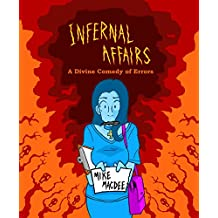 Infernal Affairs: A Divine Comedy of Errors (Bishop & Holiday Book 1)