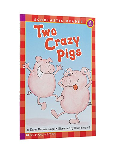 scholastic-reader-level-2-two-crazy-pigs