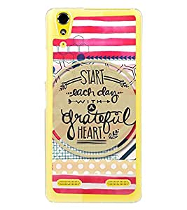 ifasho Designer Back Case Cover for Lenovo A6000 :: Lenovo A6000 Plus :: Lenovo A6000+ (Exchange Lineage )
