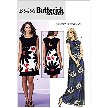 8-14 Modisch Elegant Extravagant B4954 Schnittmuster zum N/ähen Butterick BTK 4954 BB