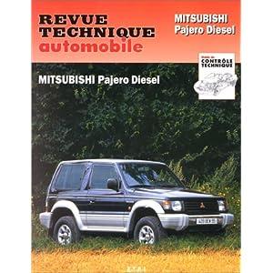 Revue technique automobile, numéro 517 : Mitsubishi Pajero diesel ( jusqu'au modèle 1992 inclus )