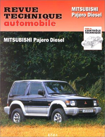 revue-technique-automobile-numro-517-mitsubishi-pajero-diesel-jusquau-modle-1992-inclus-