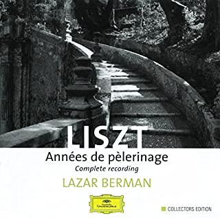 Liszt: Années de Pèlerinage by Lazar Berman (B000069KJ0) | Amazon Products