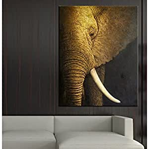 Tableau Elephant 2 - Deco Soon