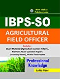 IBPS-SO Agricultural Field Officer