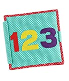 #8: The Counting Book - 10 Page Quiet Book