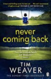 Never Coming Back: David Raker Missing Persons #4 (David Raker Series)