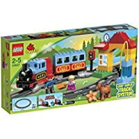 Lego Duplo Eisenbahn 10507 - Eisenbahn Starter Set