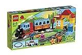 Lego 10507 Duplo Eisenbahn Starter Set, Zug Spielzeug -