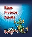 Aqua Dragons- Huevos, (World Alive SL