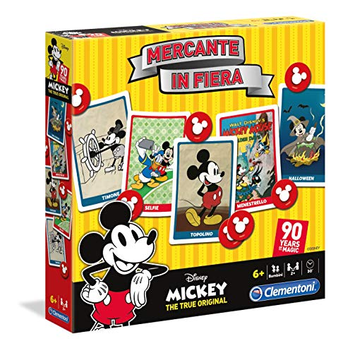 Clementoni mercante in fiera mickey 90°