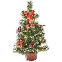 Geschmückter Künstlicher Weihnachtsbaum Mit Lichterkette.Suchergebnis Auf Amazon De Für Künstliche Weihnachtsbäume Geschmückt