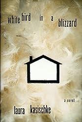 White Bird in Blizzard