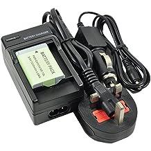 BTBAI–Batería de 1,25A para cámara Canon NB-NB13L; PowerShot G5X, G7X, G9X, G5, G7, G9 X Mark II; SX620 HS, SX720 HS