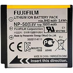 Fujifilm NP-50 Batterie Rechargeable 3,6V 1000mAh