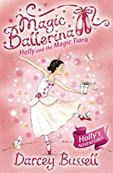 Return to the magical world of Enchantia in the captivating third series of Magic Ballerina by Darcey Bussell!