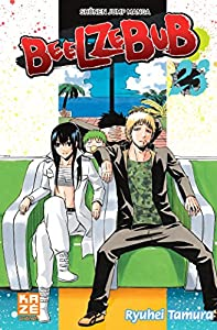 Beelzebub Edition simple Tome 23