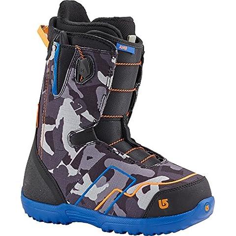 Niño botas de Snowboard Burton AMB Smalls, color Varios colores - Triple Cork, tamaño 38