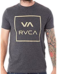 Camiseta RVCA VA All The Way Negro