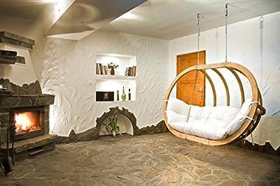 AMAZONAS Hängesessel in edlem Design Globo Royal Chair