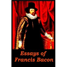 """Essays"" of Francis Bacon (English Edition)"