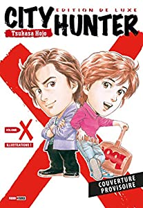 City Hunter Illustrations Nouvelle édition X