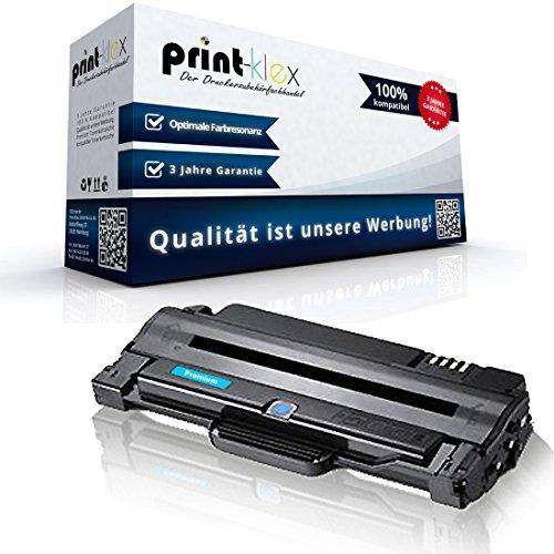Preisvergleich Produktbild kompatible XXL Tonerkartusche für Samsung ML2525W ML2526 ML2540 ML2540R ML2545 ML2580N ML2580NK ML2581N SCX4600FN MLT-D1052L MLTD1052SELS MLTD1052L Black XXL