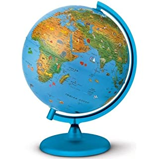 ARCA GLOBE WITH LIGHTING 25CM