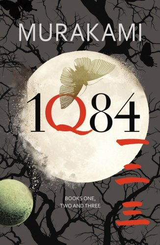 1Q84: Books 1, 2 and 3: Written by Haruki Murakami, 2012 Edition, Publisher: Harvill Secker [Paperback]