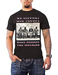 Rage Against the Machine Shirt We Support our Troops offiziell Herren Nue