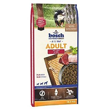 Bosch Croquette Agneau/Riz pour Chien Adulte 15 kg