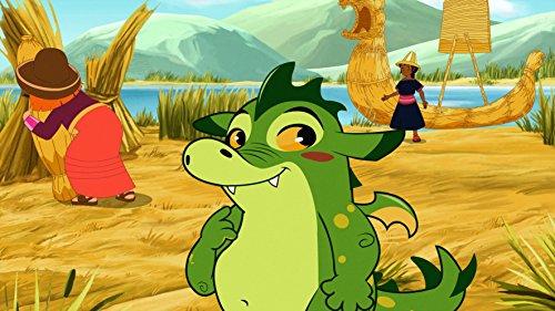 Lilli und das Abenteuer auf dem Titicacasee