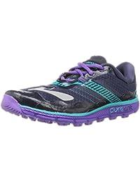 Brooks Puregrit 5, Chaussures de Running Entrainement Femme