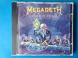 #9: Rust in Peace (1990 Original CD) – Megadeth