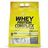 Olimp Whey Protein Complex 100% - Geschmack Cookies Sahne, 1er Pack (1 x 2.27 kg)