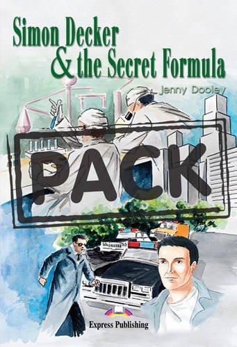 Simon Decker And The Secret Formula (+ CD Audio)