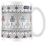Star Wars MG23586R2D2 Weihnachts-Keramikbecher, mehrfarbig, 8x 11,5x 9,5cm