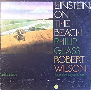 einstein on the beach LP