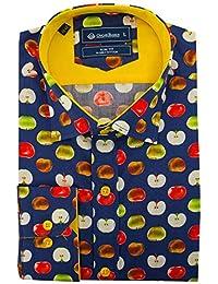 7afe1255641 Amazon.co.uk  Oscar Banks - Shirts   Tops