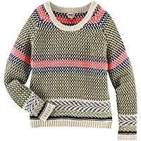 ONLY Damen-Pullover Pullover Mehrfarbig Größe L