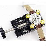 B&Y Adjustable Metal Watch Case Holder Tool & Watchmaker Tool
