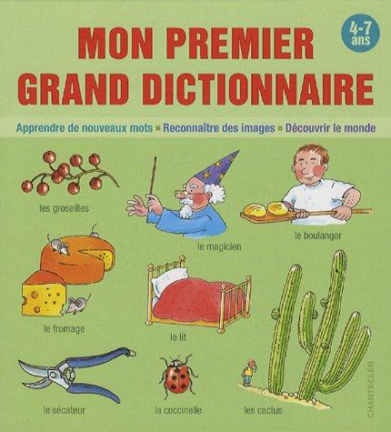 Mon premier grand dictionnaire