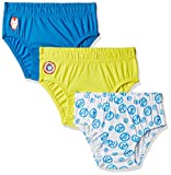 #9: Marvel Boys' Underpants Set (Pack of 3)